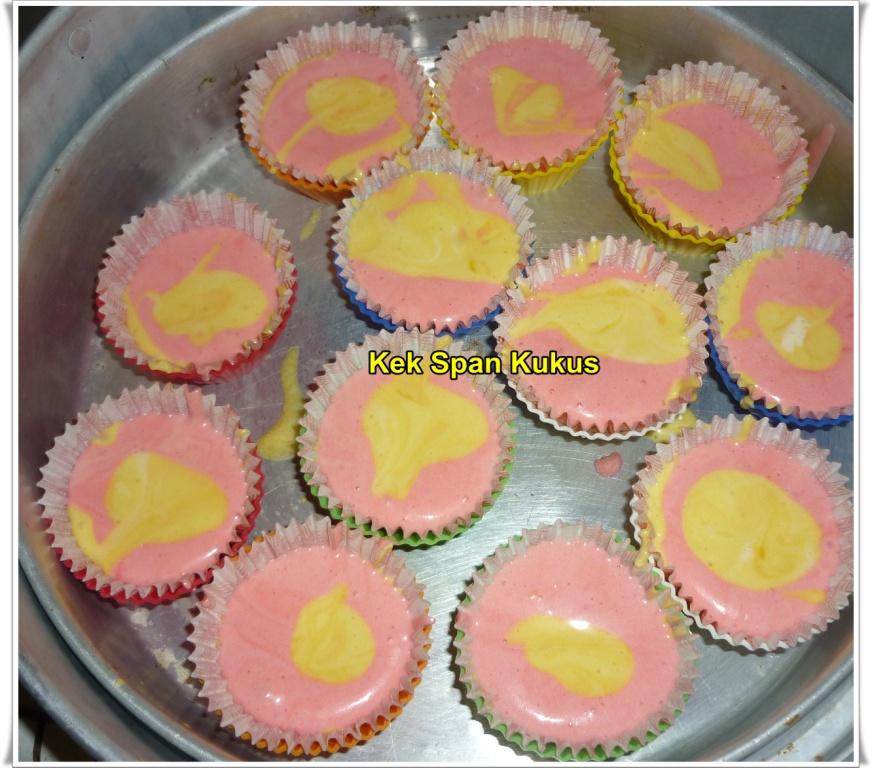 Cakes N Cakes: Kek Span Kukus