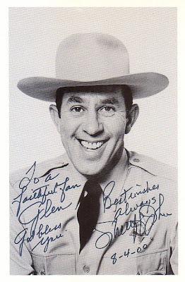 Sheriff John Birthday Cake Polka