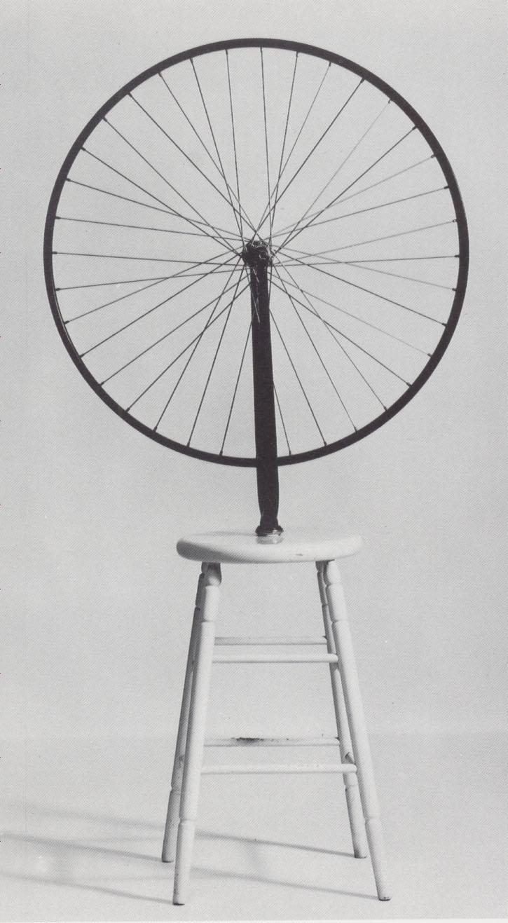 Wide-eyed Dreaming: Marcel Duchamp
