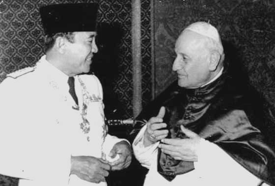 """Paus Sederhana yang Diharap """"Ramah Islam"""" Seperti Paus Yohanes"""