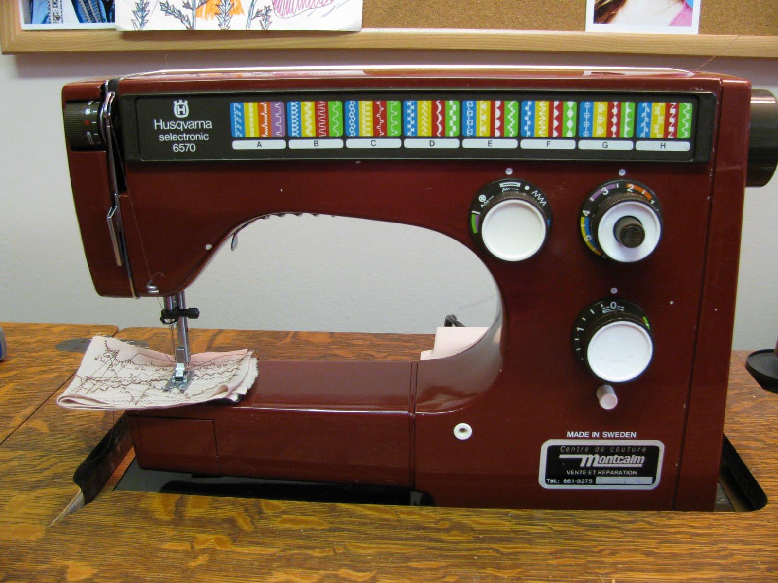 1979 Husqvarna 6570 (Ruby)