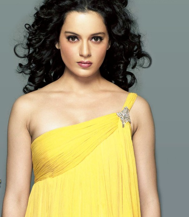 Kangna Ranaut Hot Photo Shoot In Gym « Daily Best And