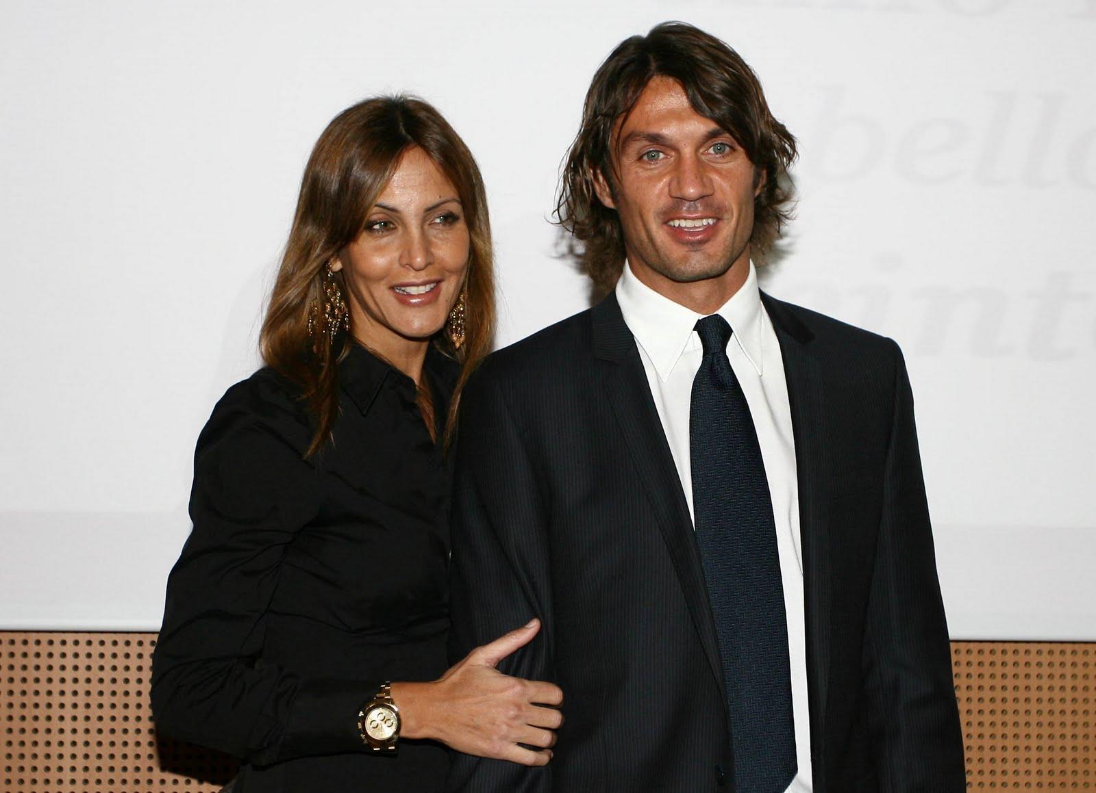 Paolo Maldini Adriana Fossa