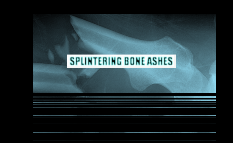 splintering bone ashes