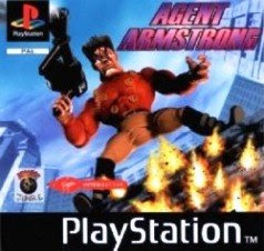 Agent Armstrong playstation
