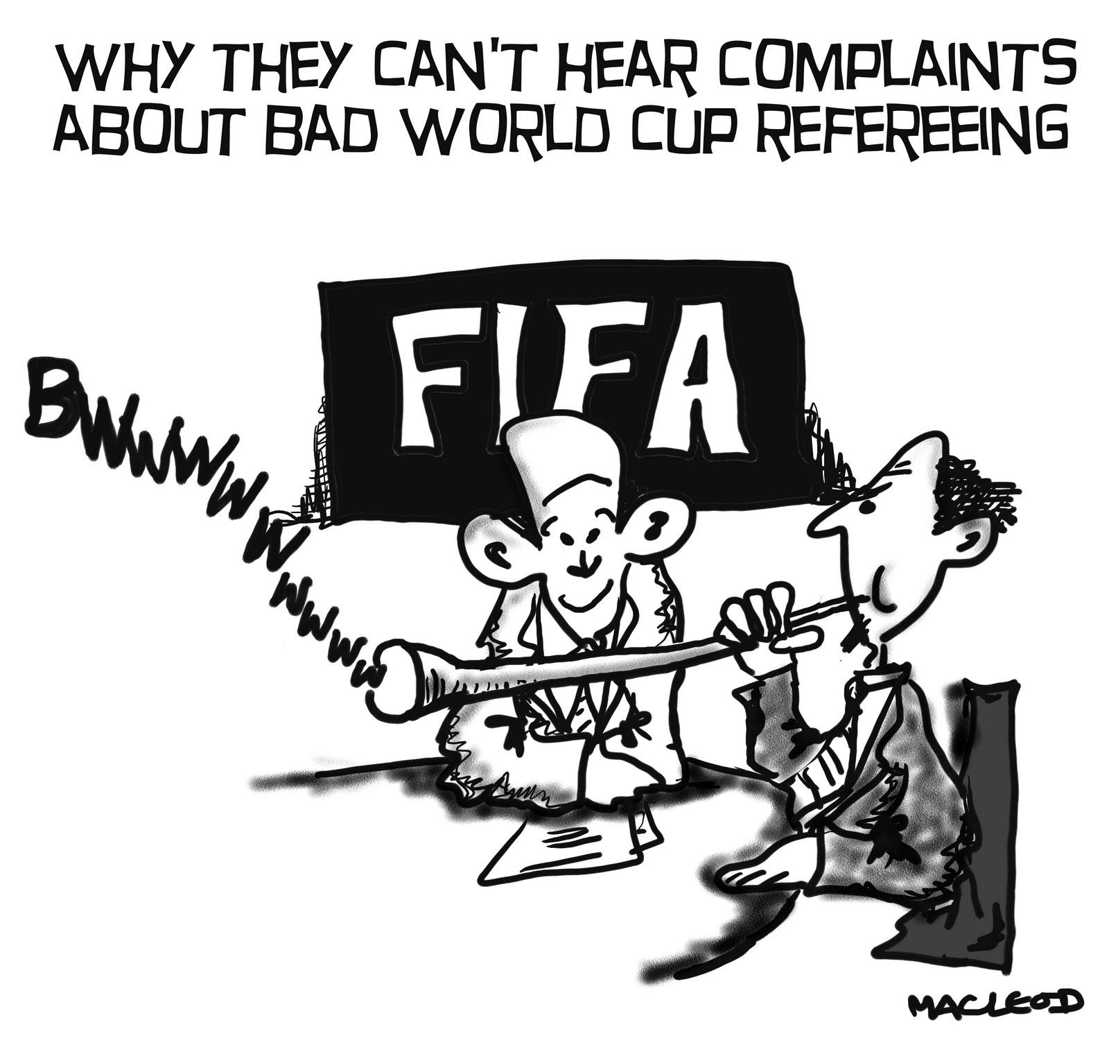 MacLeod Cartoons: July 2010
