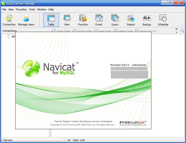 navicat 8 for mysql
