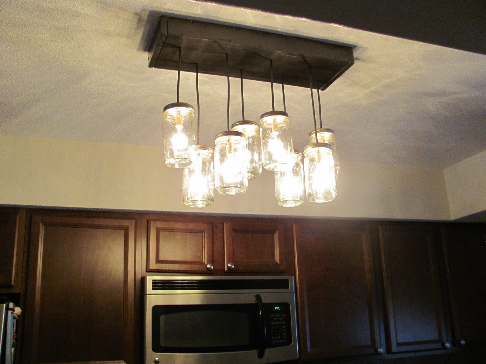 Mason Jar Lighting Fixtures Drop Ceiling Lovidsgco Pottery Barn Inspired Mason Jar Chandelier Lauren Mcbride