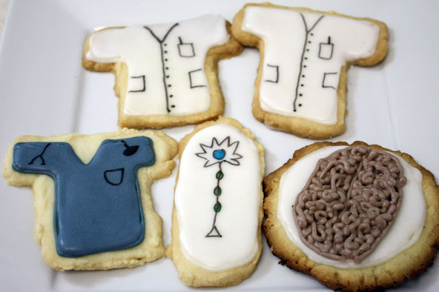 Science cookies