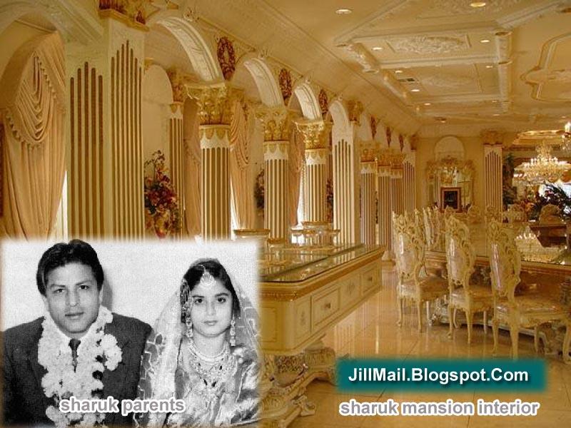 JILL MAIL . BLOGSPOT . COM: Inside Sharukh House (7 photos)