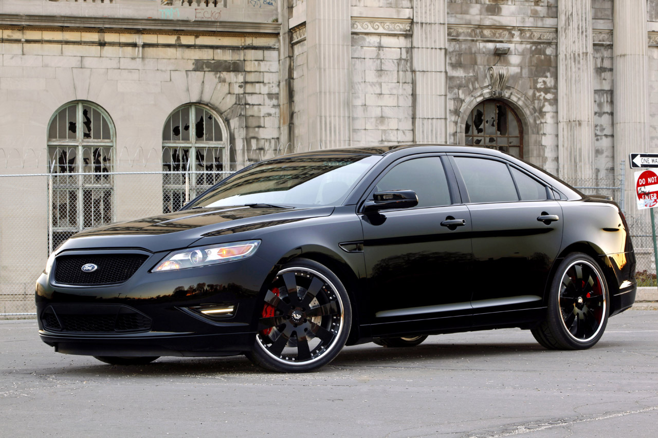 Young Man Blog: Ford Police Interceptor Stealth