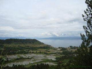 View dari Dolok Tolong