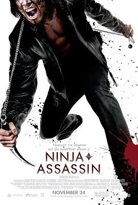 Ninja Assassin Rain
