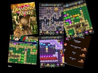 Diamond Rush | DONWLOAD GAME PONSEL