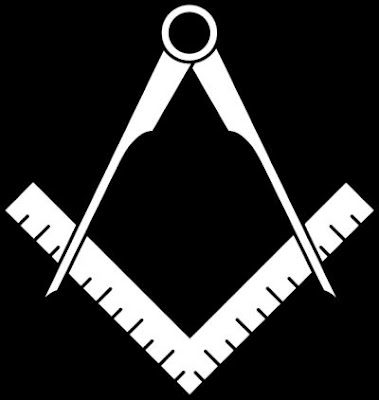 Masonic Square & Compass