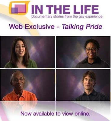 In The Life - Talking Pride Video Interview - Click here