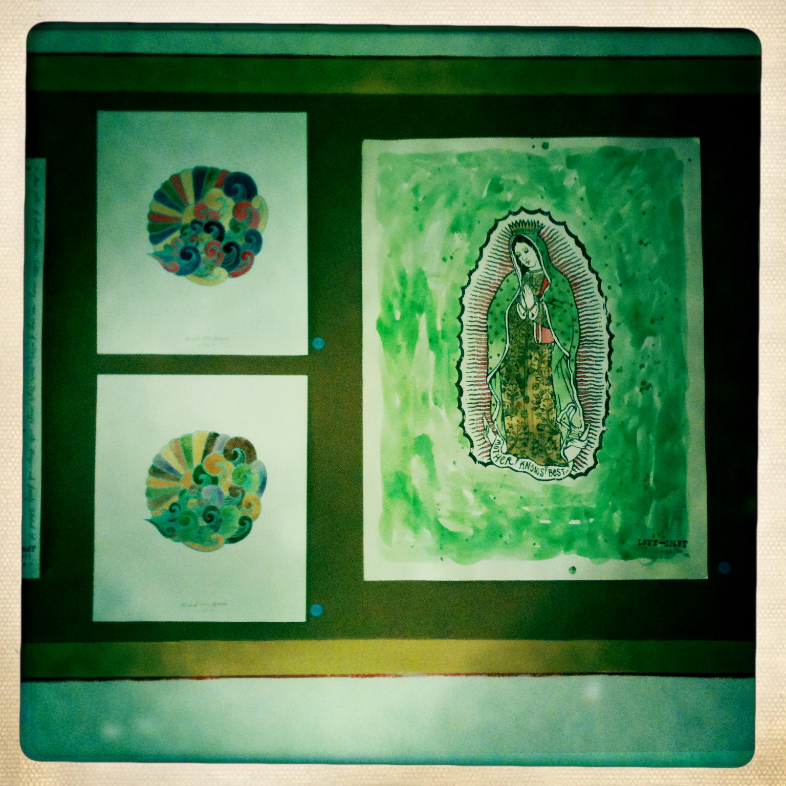 Collectic Home Collectic Life Full Moon Art Show Was Full Power