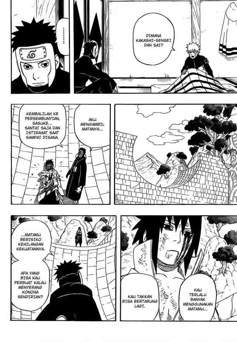 DarkPhantom Scanlation 02 Naruto 482   Terakhir Kali