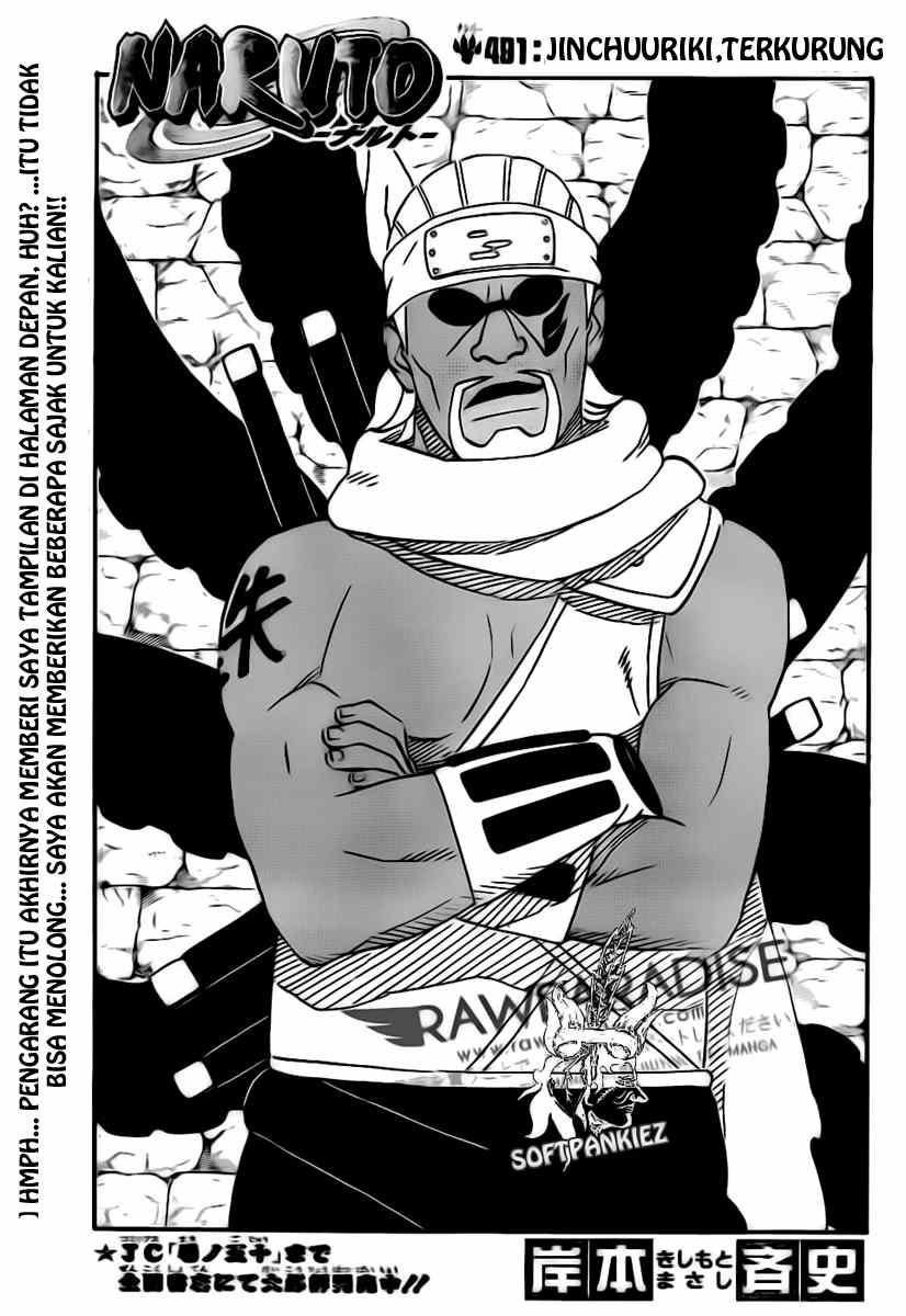 naruto 491 01 Naruto 491   Jinchuuriki Terkurung