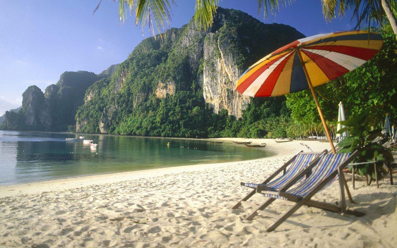 Phuket Island,Thailand - Beach Pictures