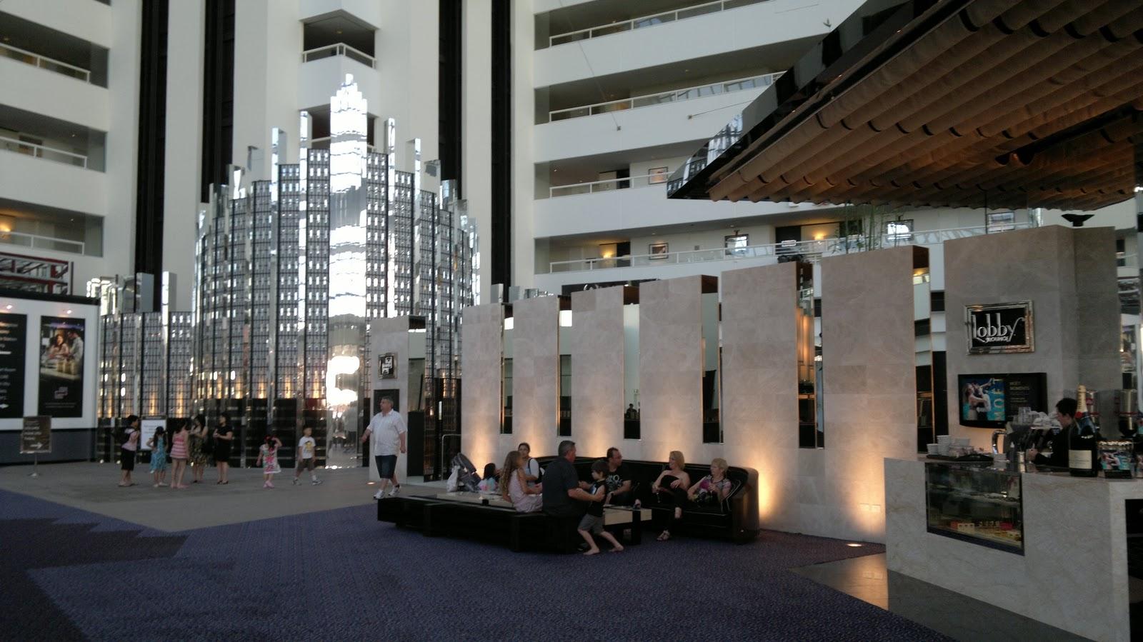 Atrium Perth Casino