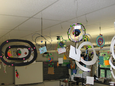 Mr. Williams 6th Grade Science Blog: Model of an Atom Project