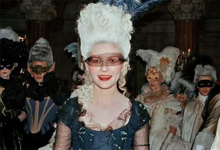 FRANZ: Copy Cat: Marie Antoinette Masquerade Dress
