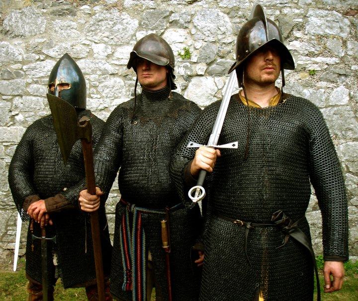 Redshank: Gallóglaigh, Ulster 1500s