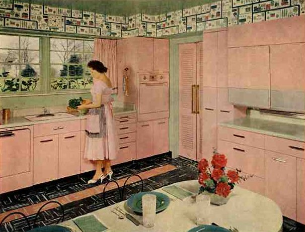 Vintage Kitchen Andrea Avery