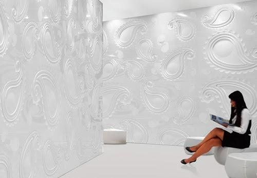 Marzua azulejos con relieve por citco - Azulejos con relieve ...