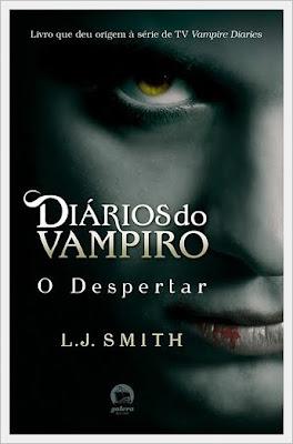 Resultado de imagem para diarios de um vampiro o despertar livro