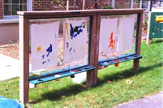 paint easel