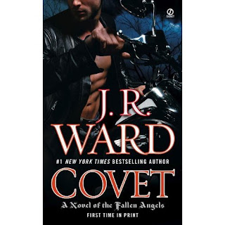 COVET by J.R. Ward GIVEAWAY!!!!!!
