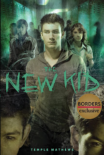 THE NEW KID by Temple Mathews