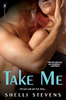 TAKE ME by Shelli Stevens