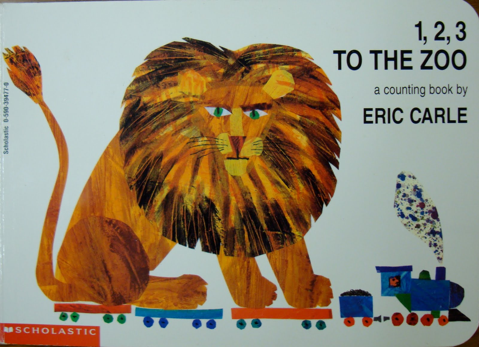Picturebooks Everyday 1 2 3 To The Zoo By Eric Carle