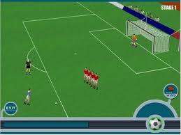 Jogos de futebol on line