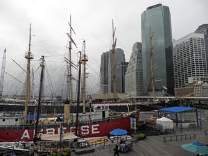 Southstreet Seaport, NYC
