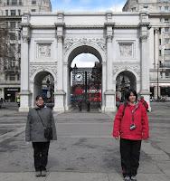 Marble Arch en Londres