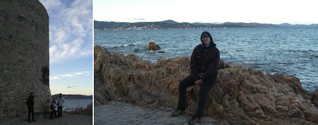 En Saint Tropez, Francia