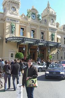 En el casino de Montecarlo, Mónaco