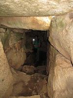 Cisternas en Micenas