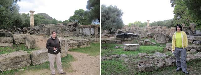 Olimpia (Templo de Zeus)