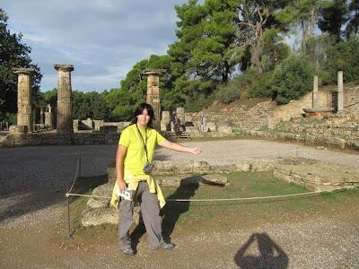 Olimpia (Altar de Hera)