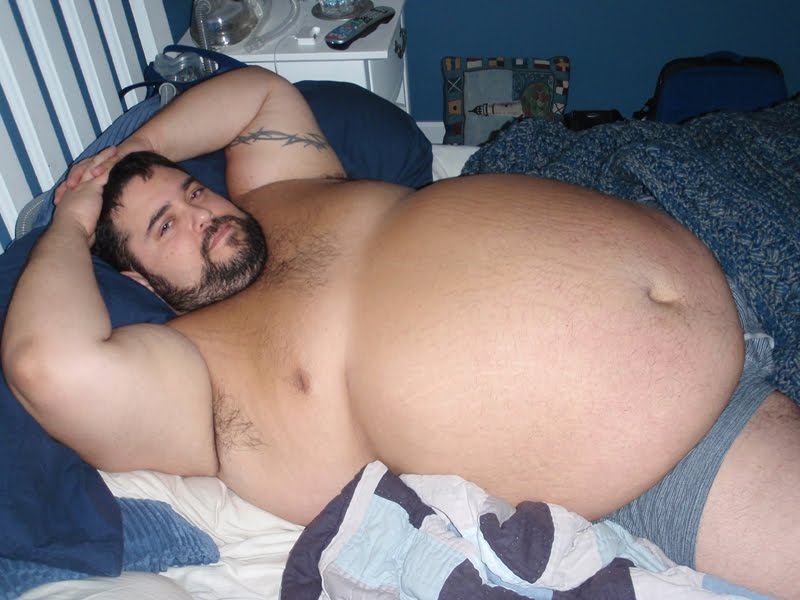 japanese fat naked man
