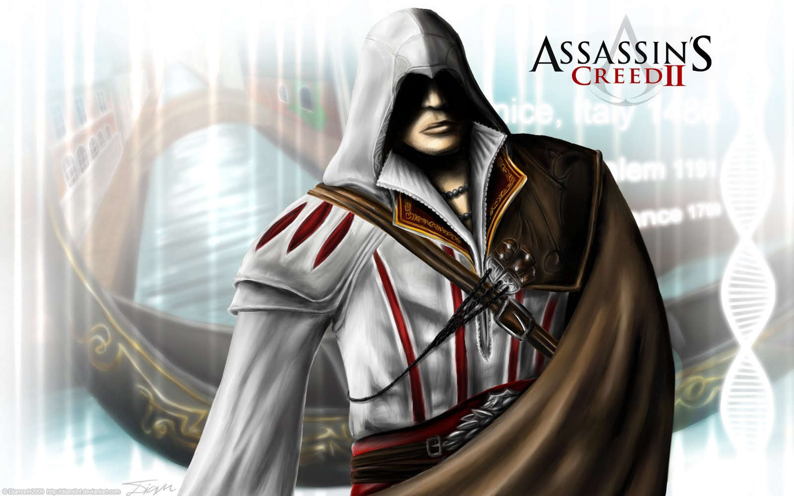 Wallpapers: Assassin's Creed 2