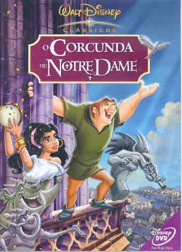 O Corcunda De Notre Dame - HD 720p