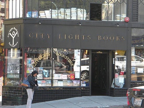 City Lights Books, San Francisco, EUA