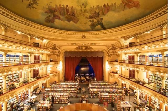 El Ateneo, Buenos Aires, Argentina