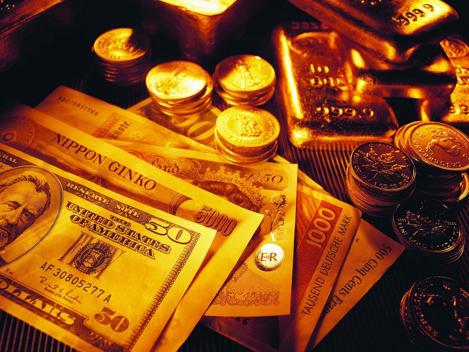 casino and money wallpaper